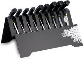 Birzman T-Bar Hex Wrench Set w/ Stand