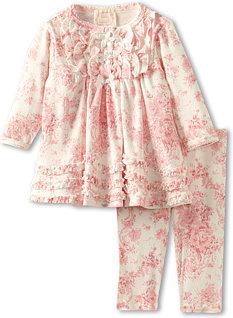 Biscotti Victorian Rose Dress & Legging