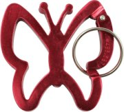 Bison Belts Butterfly Mini Carabiner