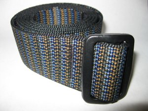 Bison Belts Slider Belt