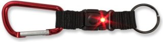 Bison Designs BukaLite Quick Clip Keychain