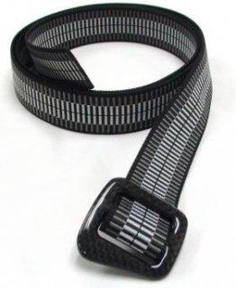 Bison Designs Carbonator Carbon Fiber Buckle - Belt
