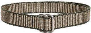 Bison Designs D-Ring Buckle Web Belt (and)