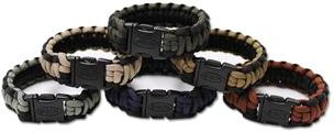 Bison Designs Paracord Side Release Cobra 2 colors
