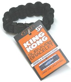 Bison Designs Paracord Side Release King Kong Cobra