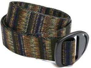 Bison Designs Crescent Black Buckle 38 mm Belt