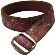 Bison Designs 38mm Manzo Ribbon Belt