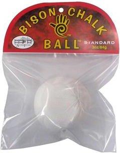 Bison Designs Bison Ball White - Standard