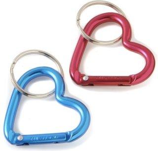 Bison Designs Micro Heart Clip