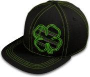 Black Clover Flat Lucky Hat