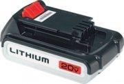 Black & Decker Black Decker 20-Volt Replacement Battery
