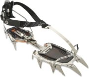 Black Diamond Sabretooth Pro Step-In Crampons with ABS Plates