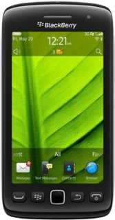 BlackBerry 9860 Unlocked Cell Phone for GSM Compatible - Black