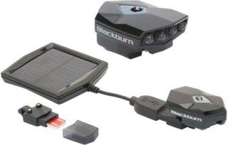 Blackburn Flea 2.0 Front w/ Solar Light
