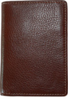 Boconi Tyler Tumbled Deluxe Card Case