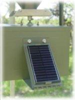 Boss Buck Box-Mount 12V Solar Panel for Feeders