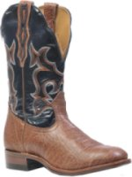 Boulet 12  Full Round Toe Decorative Tab Boots