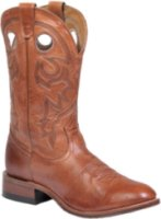 Boulet 12  Full Round Toe Stockman Boots