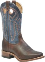 Boulet 12  Vintage Square Toe Taurus Counter Boot
