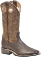Boulet 13  Rider Sole Wide Square Stockman Boots