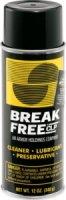 Break Free Gun Cleaners