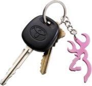 Browning Buckmark Keychain