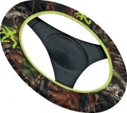 Browning Fluorescent Green Wheel Cover