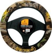 Browning Signature Automotive Browning Mossy Oak Break-Up Infinity Neoprene Steering Wheel Cover