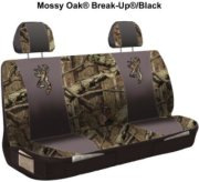 Browning Signature Automotive Browning Mossy Oak Break-Up Universal Fit Bench Seat Cover
