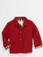 Burberry Quilted Jacket (Baby) 6M