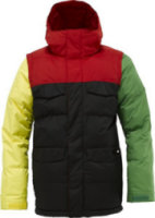 Burton Deerfield Puffy Jacket