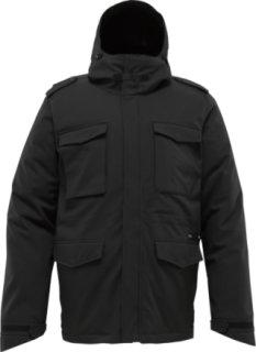 Burton Moscow Softshell Snowboard Jacket True Black