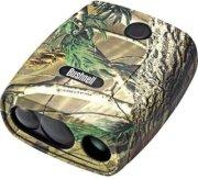 Bushnell 4 x 20 Yardage Pro Sport 450 Laser Rangefinder Range 5 to 800 Yards Realtree Camouflage
