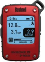 Bushnell BackTrack D-Tour Digital Compass with GPS Red
