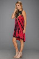 C&C California Bemberg Hi-Low Dress