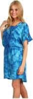 C&C California Crystal Wash Kimono Sleeve Tunic Dress