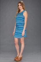 C&C California Playa Stripe Tank Dress
