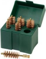Cabela's Assorted Bronze Bore Brush Sets With Case