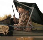Cabela's Cold-Weather Boat Blinds with Quick-Flip Top