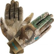 Cabela's Outfither Camoskinz Unlined Gloves