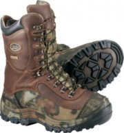 Cabela's Predator Extreme Pac Boots- Brown/Mossy Oak Brea-Up Infinity