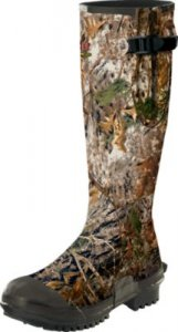 e95bbdc1b6f Cabela's Scent-Free 400-gram Thinsulate Rubber Boots - Seclusion 3D