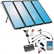 Sunforce 80-Watt Solar Charger Kit