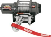 Cabela's Vantage Trail Tamer Extreme Winches By Warn