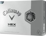 Callaway HEX Chrome Golf Ball