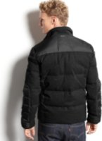Calvin Klein Four Pocket Puffer Jacket