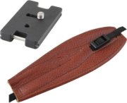Camdapter Arca Adapter with Chestnut ProStrap Fits All Arca Swiss QR & RRS Clamps