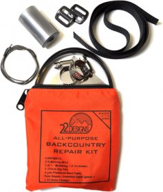 22 Designs All-Purpose Backcountry Repair Kit