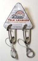 22 Designs Coil Ski Leash