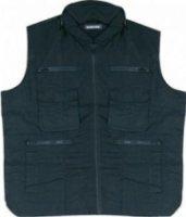 CampCo 100 Cotton Ranger Vest - Black - Small